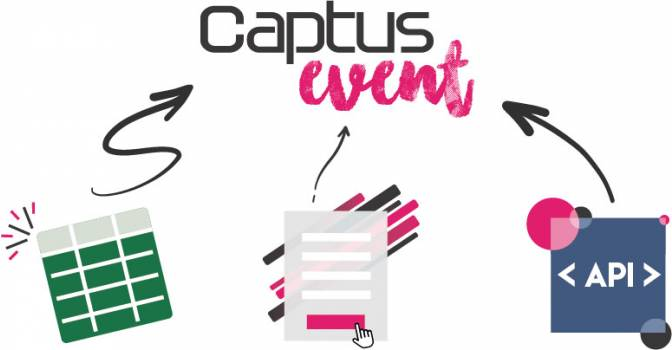 Inscriptions en ligne CaptusEvents